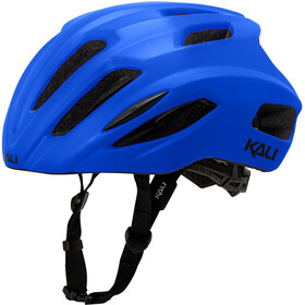 Kali Prime casco per bici blu